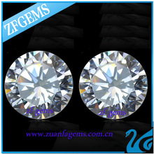 russian 6mm synthetic white diamonds for sale