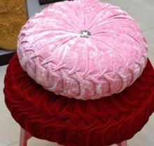 fashion style round cushion,round sofa cushion