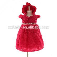 Summer dress beautiful Baby girl party dress children frocks designs