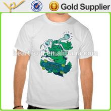Latest wholesale printed t shirt online shop