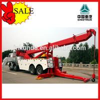 HOT SALE 50 ton Heavy Duty Wrecker Towing Trucks in Dubai