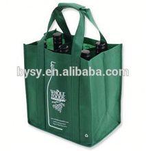Attractive jute wine bag jute bag handicraft