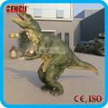 los niños el parque de entretenimiento de la vida caminando tamaño adulto traje de dinosaurio