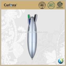 Rocket shaped ballpoint pen
