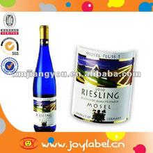 Elegant OEM blue label