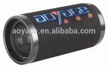 """6"""" 8"""" 10"""" 12"""" 12v 220v powered wireless car subwoofer amplifier"""