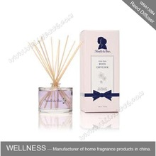 pink aroma scented reed diffuser