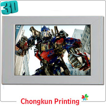 3D lenticular printing picture cheap paper 3d glasses for gift