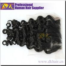 Fábrica de la virgen brasileña del pelo encierro superior ervamatin