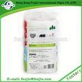 2013 venta caliente baratos y de alta- calidad personalizada de papel higiénico