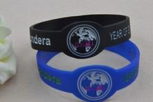 world cup 2014 brazil silicone bracelet / Custom silicone bracelet / brazalete de silicona promocional de la copa mundial