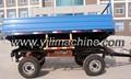 1-4 t tarım trailer traktor satılık römork üstün fiyat tek dingilli römorklar