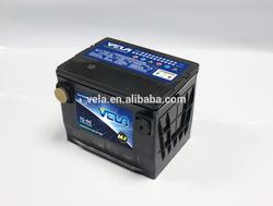 VELA 75-60MF-75560 high dry battery cell
