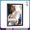 TSD-L303 Best sale outdoor wine advertising super slim led light box/led photo frame/led super thin light box