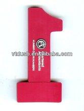 Figure usb flash drive number usb memory stick digit usb flash pen drive