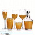 sanzo personalizado fabricante de vidro copo de vidro de laboratório laboratório de copos