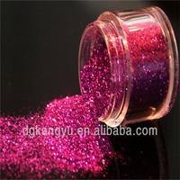 skin care glitter red powder glitter table cloth