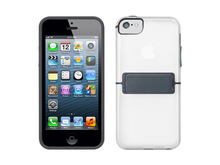 PC+TPU protective Kickstand case for iPhone 5C