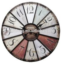 2014 Decorative home goods wall clock
