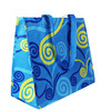 Custom printed pp woven bags with handles
