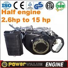 168F Half Gasoline Engine For Generator Ar Cooled High Quality Half Cut Engine