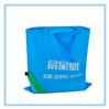 Red Reusable 190T Cheap Polyester Folding Shopping Bag