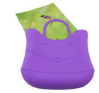 2014 new style silicone tote bag shopping bag lady bag women silicone bag