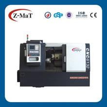 Hot sale! CNC6132 mazak cnc lathe machine/turret turning lathe