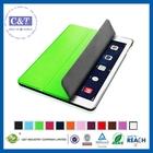 C&T Wholesale Back Case smart cover for ipad 3 case
