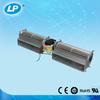 Cross Flow Fan motor for electrical andirons