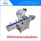 automatic horizontal labeling machine box