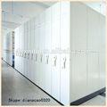 Móvel compactador / prateleiras móveis armário de armazenamento de alta densidade