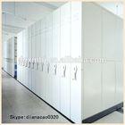 mobile compactor/mobile shelving storage high density cabinet