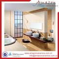 25x40 estilo árabe madeira cor de cerâmica azulejo piso e parede