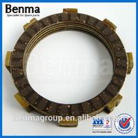 Bajaj CT100 Genuine HF brand clutch disc, wet clutch disc wear-resistant friction material,