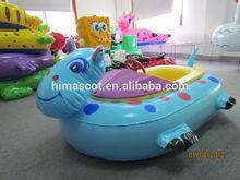 HI EN14960 children electric water used bumper boats for sale