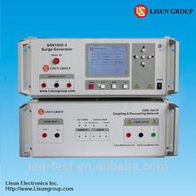 Lisun SG61000-5 Automatic Lighting Surge Generator which is emp generator 2014
