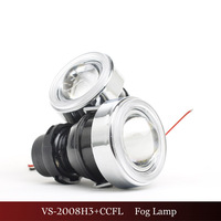 ccfl angel eyes fog light for car headlight