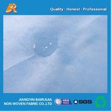 diamond style anti-bacterial hydrophilic hygiene non woven fabric