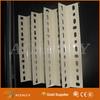 light duty powder coated slotted angle shelving | storage racks