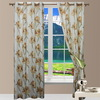 2014 high quality 100% polyester printed style chinese curtains