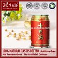 nuevo chivaton natural sano no carbonatada soda de la dieta de los ingredientes