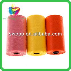 Yiwu biodegradable dog waste bags pack