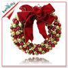 Christmas Jingle bell Wreath/Christmas Wreaths for decoration/Christmas Handmade jingle bell Christmas wreath decorations