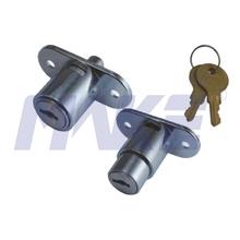 MK504-2 push lock for wood sliding door