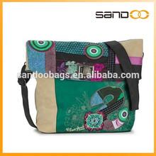 2014 china supplier Green BAG Womens Handbag Messenger Shoulder Bag