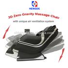 Comfortable 3D relax massage chair, music massage chair(zero gravity)
