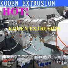 automatic ppr plastic pipe extrusion line machine production plant