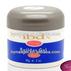 IBD nail uv builder gel color pink white clear uv gel cover pink,gel uv 1kg