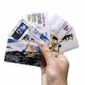 Promotioal usb flash drive cartão de balanço de tipo usb externo usb placa gráfica